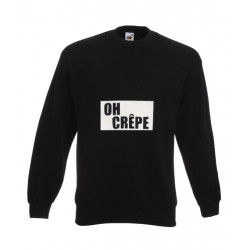 Sweater Oh Crêpe adults