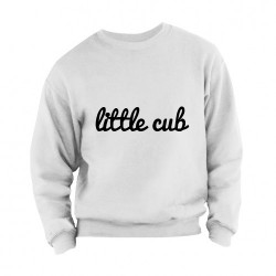 little cub Sweater