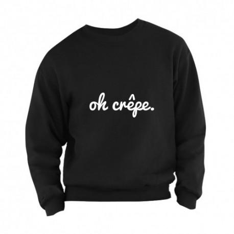 Sweater oh crêpe 2 adults