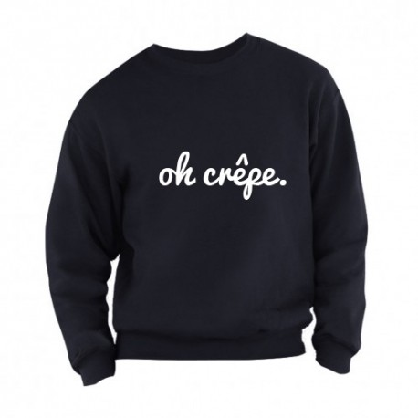 Sweater oh crêpe 2 adults